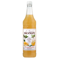 BASE LIMONADA CLOUDY PET 1L. C. 4 MONIN/OTC