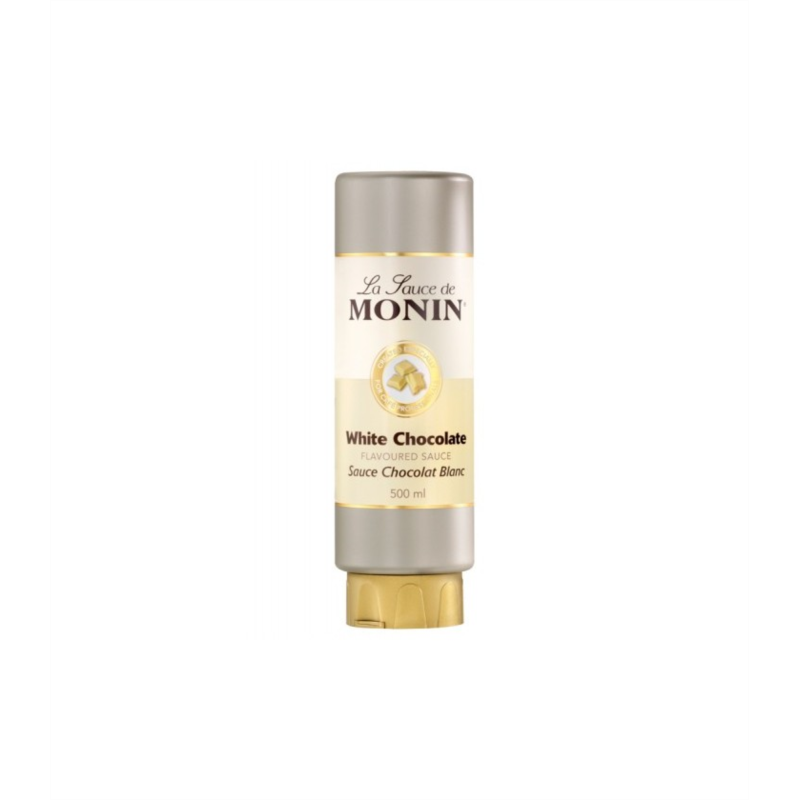 CREMA CHOCOLATE BLANCO 0.5 CL C.6 MONIN/OTC