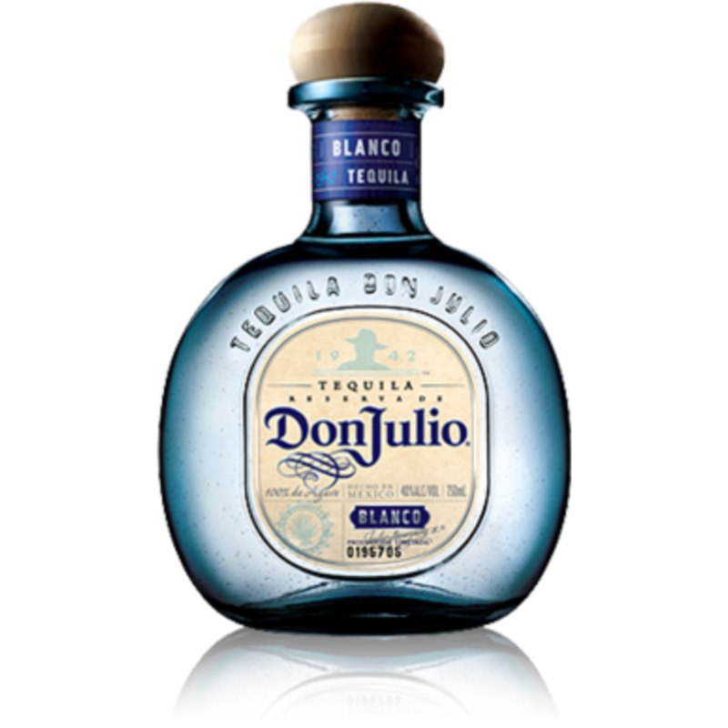 TEQUILA DON JULIO BLANCO 0.7 CL/DIAGEO