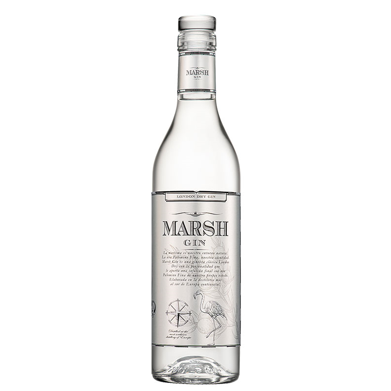 GINEBRA MARSH 50 CL. PALOMINO/BARBADILLO