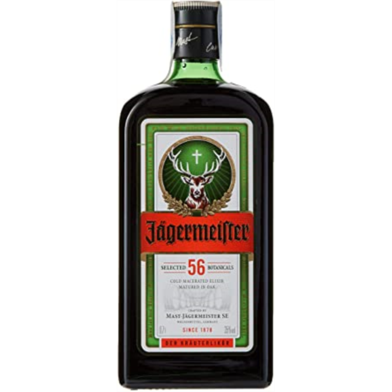 LICOR JAGERMEISTER 70 CL.