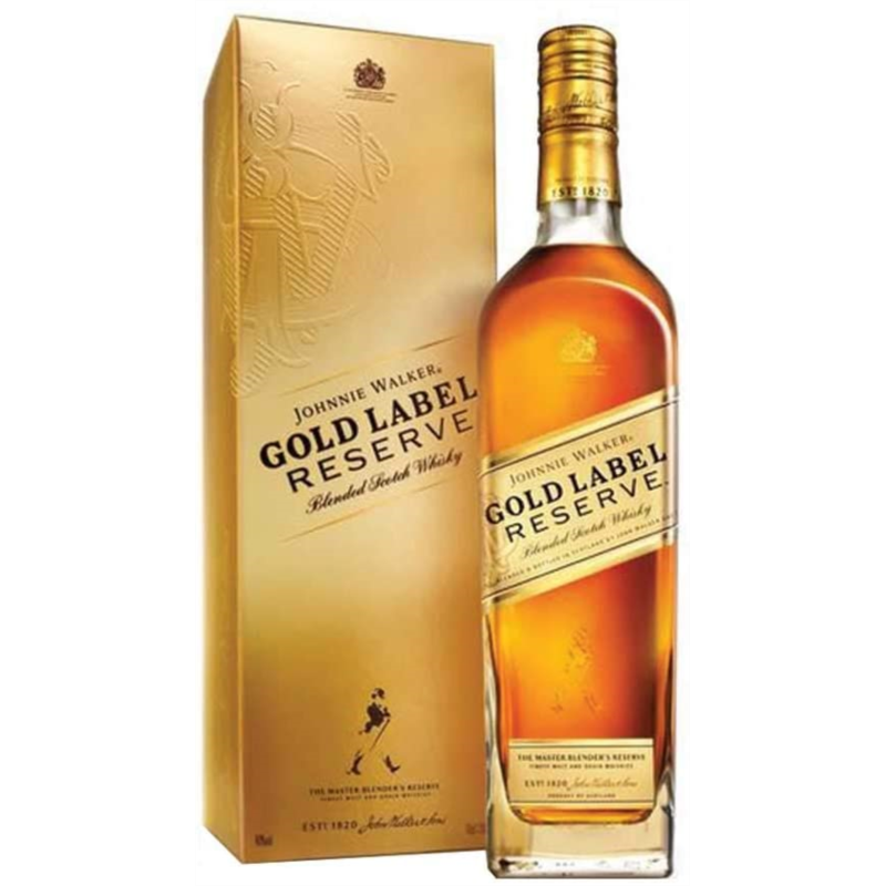 JOHNNIE WALKER GOLD RESERVE 70 CL./DIAGEO